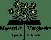 Agenzia letteraria maestri e margherite logo